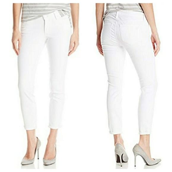 Jessica Simpson Denim - Jessica Simpson Forever Skinny Rolled Crop Jeans